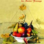 Postkarte Hofcafé Herbstmarkt 2006