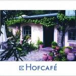 Postkarte Hofcafé