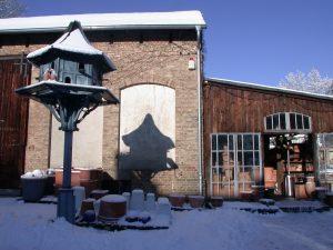 Winterpause im Hofcafé