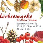 Hofcafé Herbstmarkt 2016