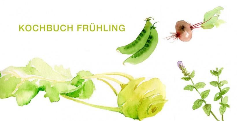 Hofcafé Kochbuch Frühling
